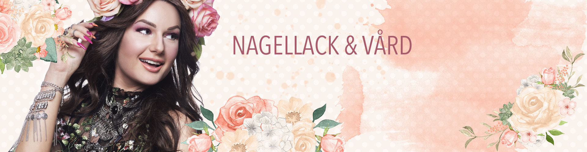 Nagellack & Vård
